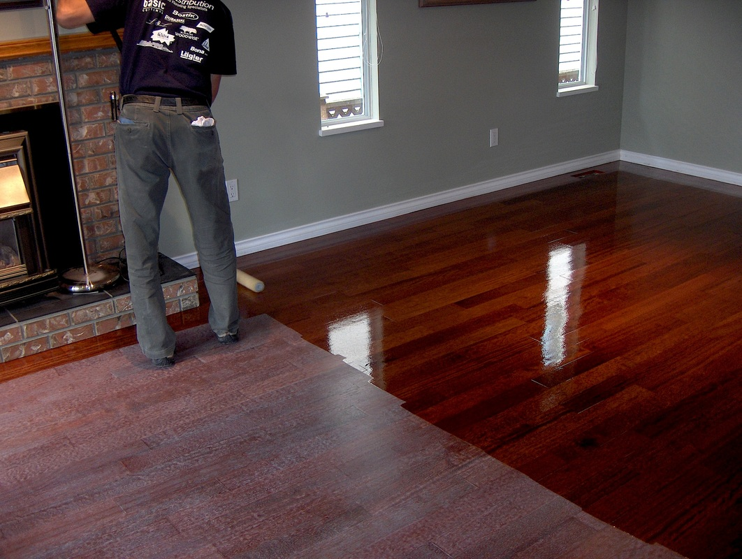 Resurfacing Hardwood Floors Without Sanding Part - 29: Niagarahardwoodflooring.ca(109)
